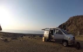 camper van hokkaido campervan rental self drive budget campers