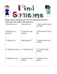 find a classmate for free free back to school find someone who by oberheide