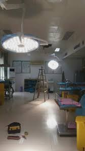 hanging portable surgical equipment operation light led surgical