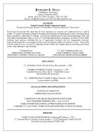 lawyer resume template stibera resumes