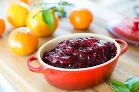 thanksgiving dinner cranberry sauce the pioneer