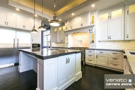 carrara marble subway tile kitchen backsplash kitchen the builder