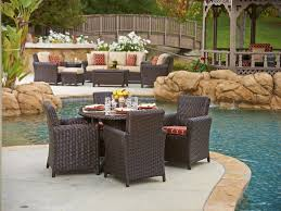 North Cape Wicker Outdoor Patio Furniture  Oasis Pools Plus Of - Wicker furniture nj