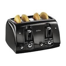 4 Slice Bread Toaster 4 Slice Toaster Ebay