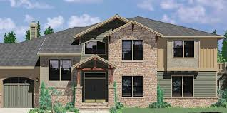 luxury house plans craftsman house plans 4 bedroom house plans