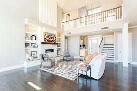 traditional living room with balcony u0026 columns in mesa az