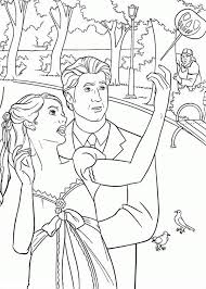 giselle confuse enchanted colouring colouring tube