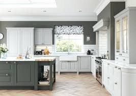light gray walls white cabinets grey walls gray walls with and white oak dark
