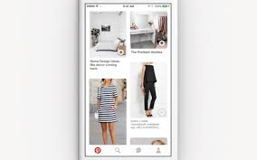 ad formats pinterest for business