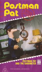 postman pat barometer australian vhs postman pat wiki