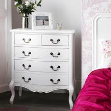 White Shabby Chic Furniture by Shabby Chic White Bedroom Furniture Bedside Tables Dressing