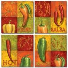 Chili Pepper Kitchen Rugs Interesting Chili Peppers Kitchen Decor Southwestern Area