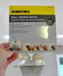 Repair Ceiling Hole by How To Patch And Spackle Ceiling Holes Young House Love