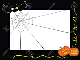 vector halloween frame royalty free cliparts vectors and stock