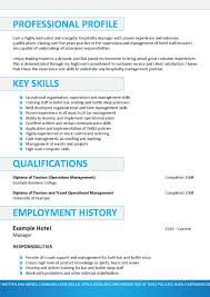 excellent writing skills resume resume writing industry free resume example and writing download resume writing hospitality industry