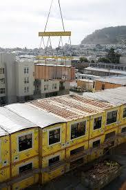modular unit new direction in housing for s f s homeless modular san