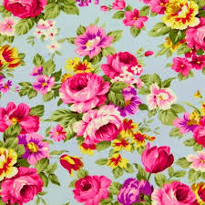 Large Floral Print Curtains Download Flower Printed Fabric Solidaria Garden