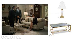 Office Set Design House Of Cards Holds A Winning Hand In Interior Design