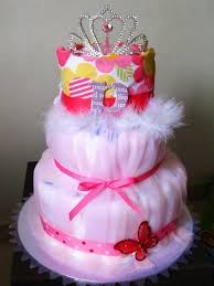 diaper cakes make great baby shower gifts how to make your own