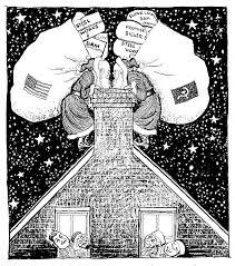 Iron Curtain Political Cartoon Cold War Responsibility Us History Block C