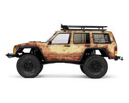 beige jeep cherokee freqeskinz axial 2000 jeep cherokee rust bucket series body wrap