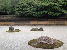 Ryoanji Rock Garden Ryoanji Temple A Riddle To Be Solved In A Classical Kyoto Shrine