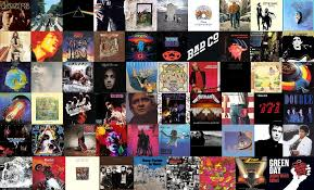 classic photo album greatest classic rock album of all time the goat series