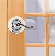 glass door safety amazon com safety 1st lever handle lock childrens home safety