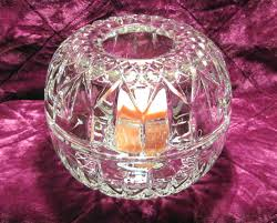 diamond cut homco fairy lamp light candle holder 1189 1189