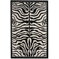 authentic zebra rug instarugs us