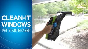 Cleaning Windows With Vinegar How Do I Clean Windows With My Pet Stain Eraser Youtube