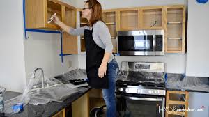 how to makeover kitchen cabinets step by step guide how to paint kitchen cabinets h20bungalow