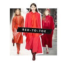 fall 2016 fashion color trends latest trend fashion