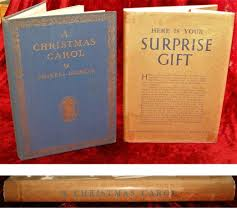a christmas carol by charles dickens odhams press limited london