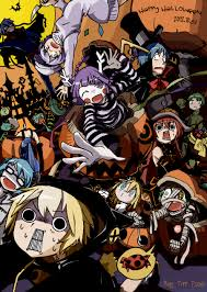 anime happy halloween happy tree friends mobile wallpaper 1315521 zerochan anime