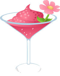 pink lady cocktail glitch clipart pink lady pencil and in color glitch clipart pink