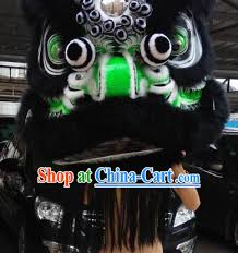 lion heads for sale zhang fei style lion for sale complete set
