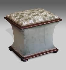Antique Ottoman Antique Ottoman Ottoman Box Vicotian Ottoman 19th Century