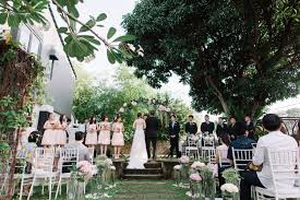 outdoor wedding kl kah weng u0026 carmen garden wedding the