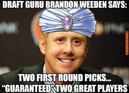 Brandon Weeden Memes - brownsmemes a final farewell to brandon weeden