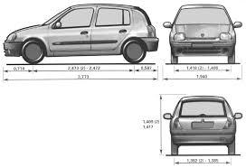 1986 renault alliance car blueprints чертежи автомобилей renault