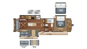 bighorn fifth wheel floor plans 2018 jayco eagle 321rsts model