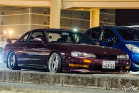 nissan 240sx cream random night in daikoku parking lot finds u2013 royal origin