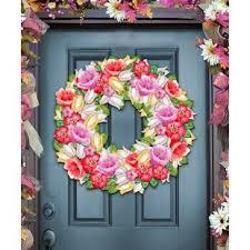 wreath for front door wreaths for front door wayfair