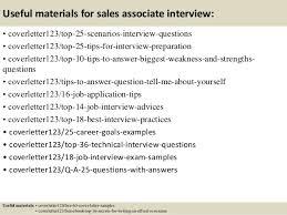 Sample Of Sales Associate Resume by Sales Associate Cover Letter Sales Associate Resume Sample 13