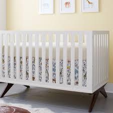 Crib Bed Convertible Dwellstudio Norfolk 3 In 1 Convertible Crib Reviews Dwellstudio