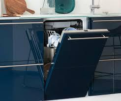cuisine au lave vaisselle meuble pour lave vaisselle integrable evtod