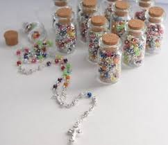 quinceanera recuerdos 12 x rosary bottle party favors rainbow recuerdos bautizo