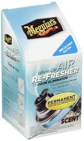 amazon com meguiar u0027s g16402 whole car air refresher odor