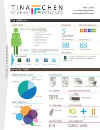 Resume Infographic Template 1000 Images About Infographic Resumes On